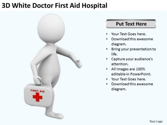 Business People Images Doctor First Aid Hospital Powerpoint