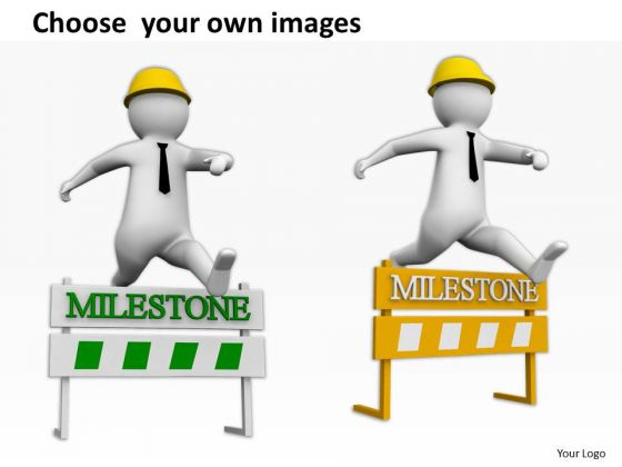 business_people_pictures_crossing_the_red_milestone_powerpoint_templates_ppt_backgrounds_for_slides_2