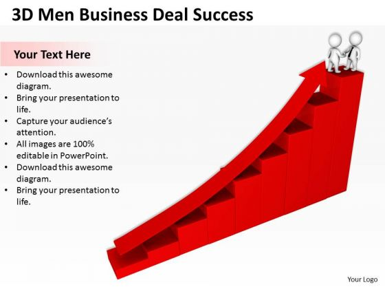 Business People Pictures Templates Deal Success PowerPoint Ppt Backgrounds For Slides