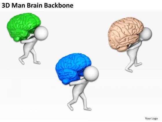 Brain ppt templates pertamini business people vector 3d man brain backbone powerpoint templates toneelgroepblik Choice Image