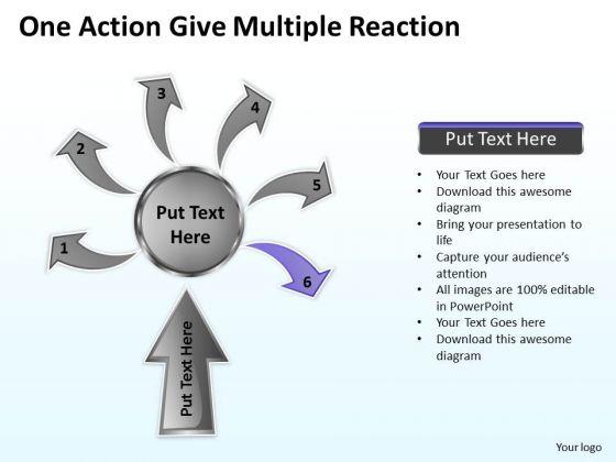Business Plan Diagram Diagrams Templates PowerPoint Backgrounds For Slides