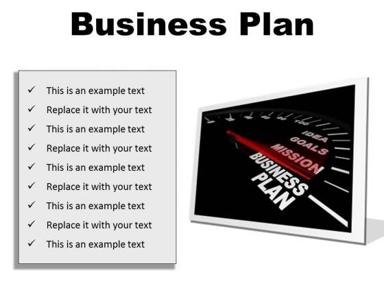Business Plan Future PowerPoint Presentation Slides F