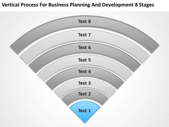 Business Planning And Development 8 Stages PowerPoint Templates