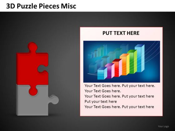 Business Planning Puzzle Ppt