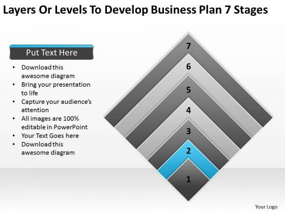 Business Power Point Plan 7 Stages Ppt PowerPoint Templates Backgrounds For Slide