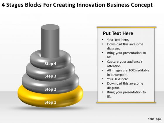 Business PowerPoint Examples For Creating Innovation Concept Ppt Templates