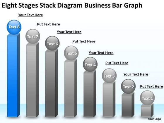 Business PowerPoint Presentation Bar Graph Constructing Plan Templates