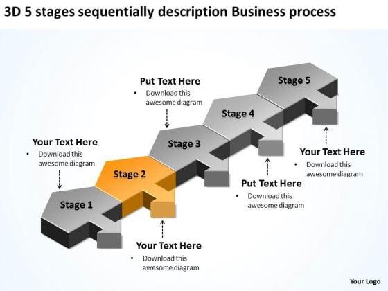 Business PowerPoint Presentations Process Plan For Hair Salon Templates