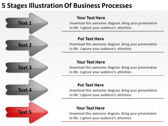 Business PowerPoint Presentations Processes Ppt Start Up Plan Slides
