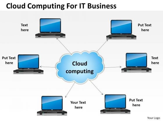 business powerpoint template cloud computing for it ppt templates, Powerpoint templates