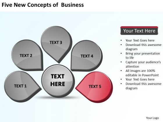 Business PowerPoint Templates Download Ppt Relative Circular Flow Arrow Chart Slides