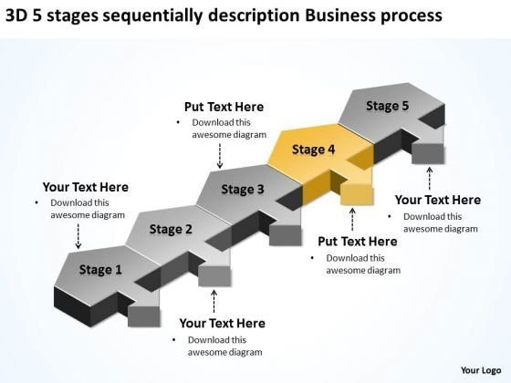 Business PowerPoint Templates Free Download Process Plan Ideas