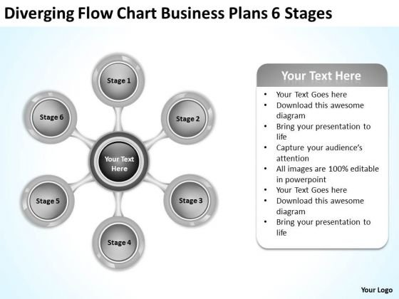 Business PowerPoint Templates Plans 6 Stages Slides