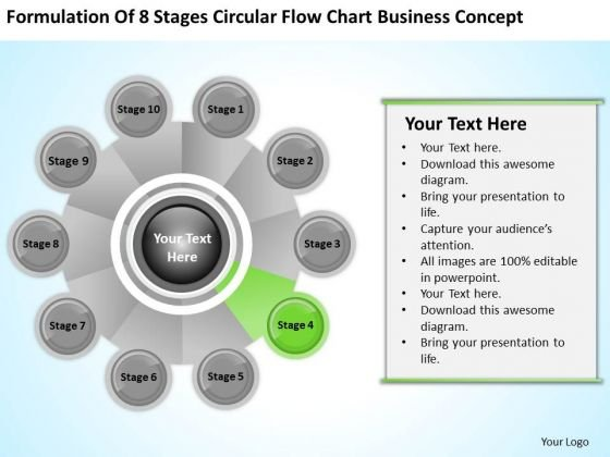 Business Process Diagram Examples Concept Ppt PowerPoint Templates For Slides
