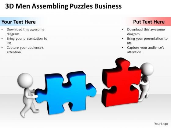 Business Process Diagram Examples PowerPoint Templates Slides