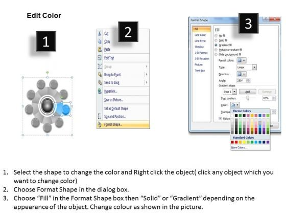 business_process_flow_diagram_chart_implementation_plan_ppt_powerpoint_slides_3