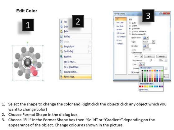 business_process_flow_diagram_chart_implementation_plans_ppt_powerpoint_slide_3