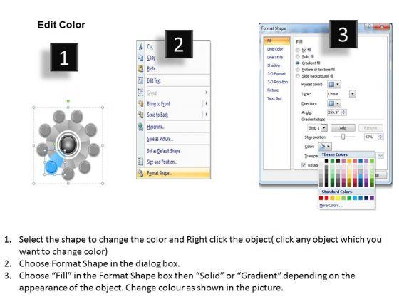business_process_flow_diagram_chart_implementation_plans_ppt_powerpoint_template_3