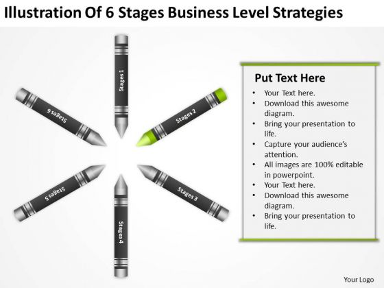 Business Process Flow Diagram Examples Stages Level Strategies Ppt PowerPoint Template