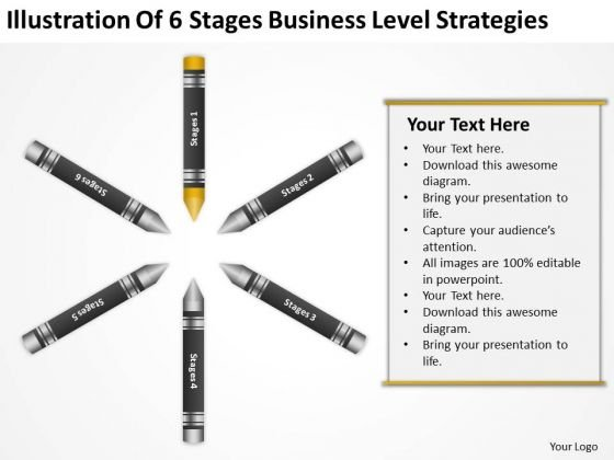 Business Process Flow Diagram Examples Stages Level Strategies Ppt PowerPoint Templates