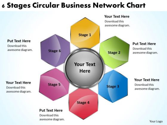 Business Process Flow Diagrams Network Chart PowerPoint Templates Ppt Backgrounds For Slides