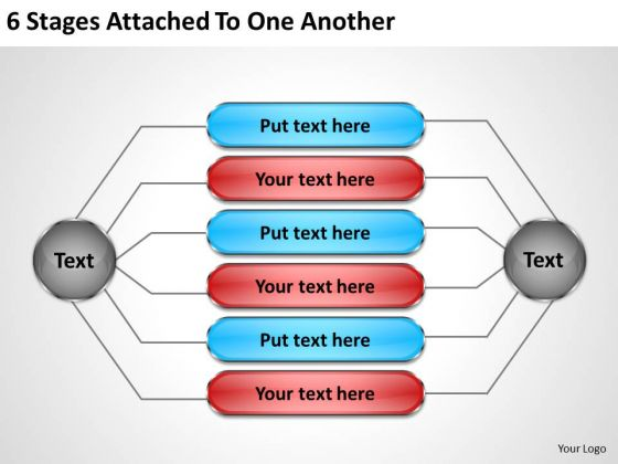Business Process Flow Diagrams To One Another PowerPoint Templates Ppt Backgrounds For Slides
