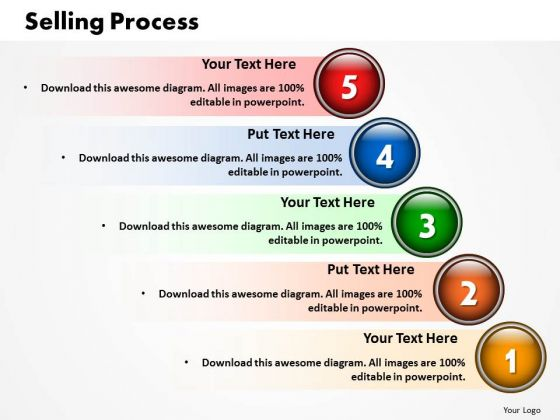 Business process powerpoint templates business five stages of the businessprocesspowerpointtemplatesbusinessfivestagesofthesellingprocesspptslides1 toneelgroepblik Image collections