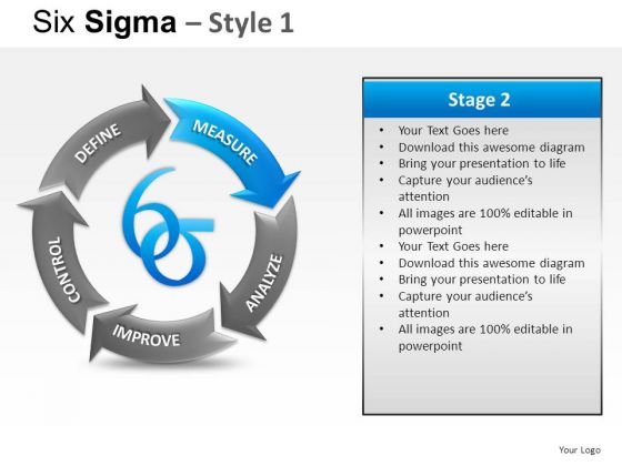 Business Six Sigma 1 PowerPoint Slides And Ppt Diagram Templates