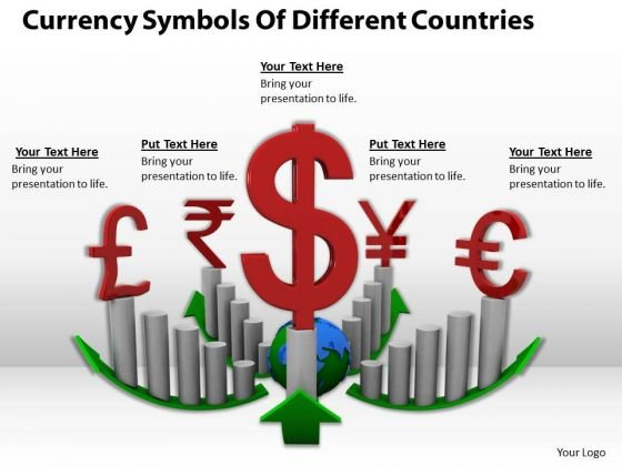 Business Strategy Consultant Currency Symbols Of Different Countries Images