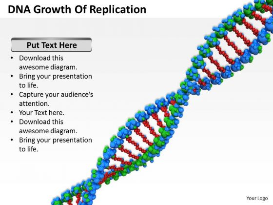 Business Strategy Consultant Dna Growth Of Replication Pictures Images
