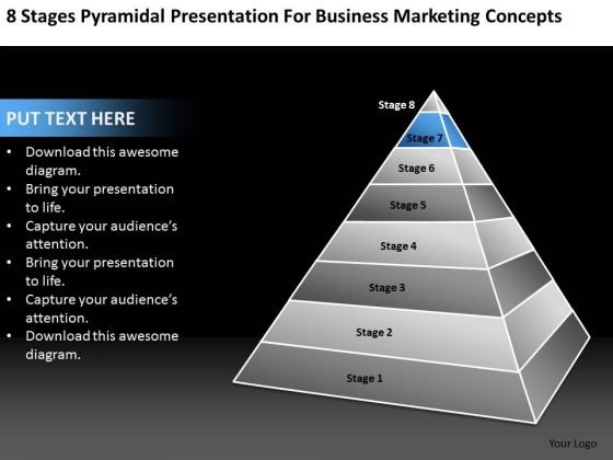 Business Strategy Consultant Ppt Plans How To PowerPoint Templates