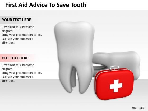 Business Strategy Examples First Aid Advice To Save Tooth Icons