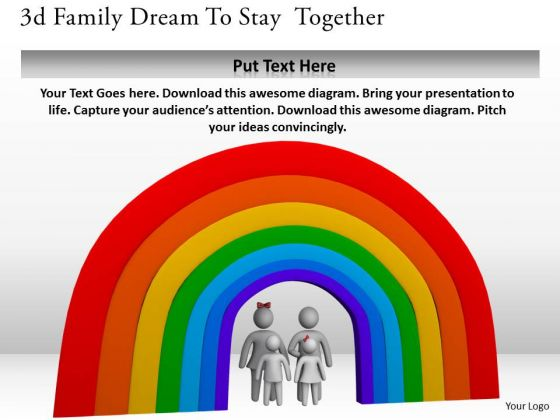 business_strategy_formulation_3d_family_dream_to_stay_together_character_models_1