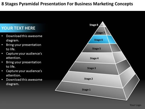 Business Strategy Plan Ppt Marketing PowerPoint Templates