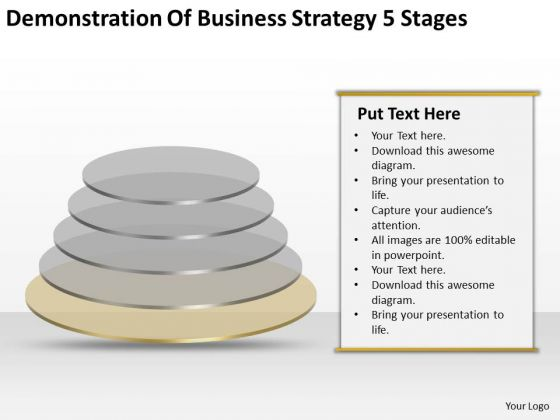 Business Strategy Planning 5 Stages Ppt PowerPoint Slides