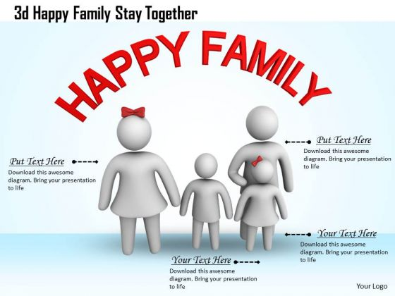 business_strategy_review_3d_happy_family_stay_together_basic_concepts_1