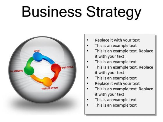 Business Strategy Success PowerPoint Presentation Slides C