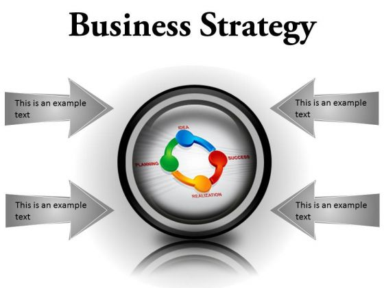 Business Strategy Success PowerPoint Presentation Slides Cc
