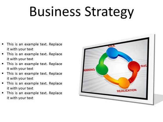 Business Strategy Success PowerPoint Presentation Slides F