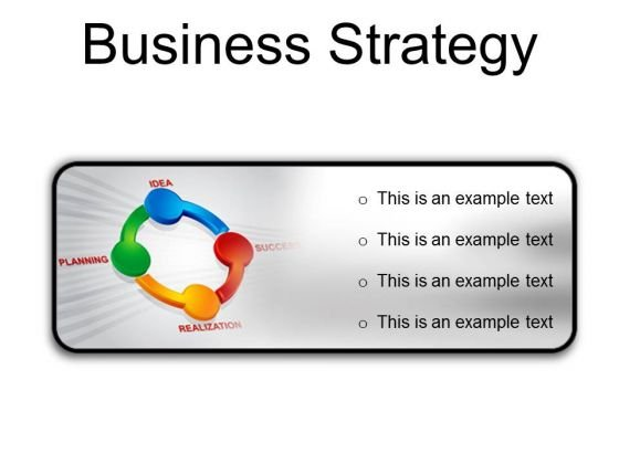 Business Strategy Success PowerPoint Presentation Slides R