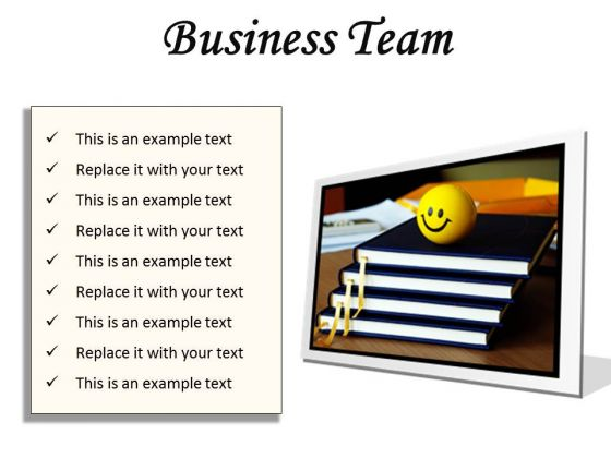 Business Team Success PowerPoint Presentation Slides F