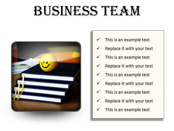 Business Team Success PowerPoint Presentation Slides S