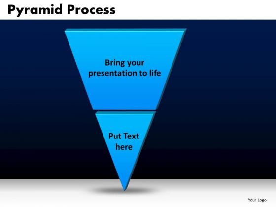 Business Triangles PowerPoint Templates Business Pyramid Process Ppt Slides