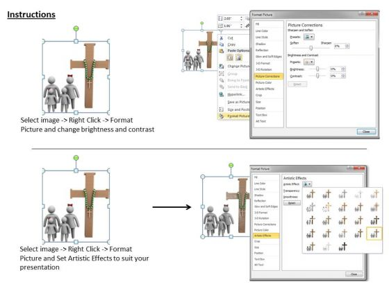 business_unit_strategy_3d_family_with_holy_cross_concept_3
