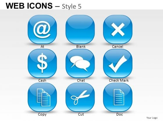 Business Web Icons PowerPoint Slides And Ppt Diagram Templates