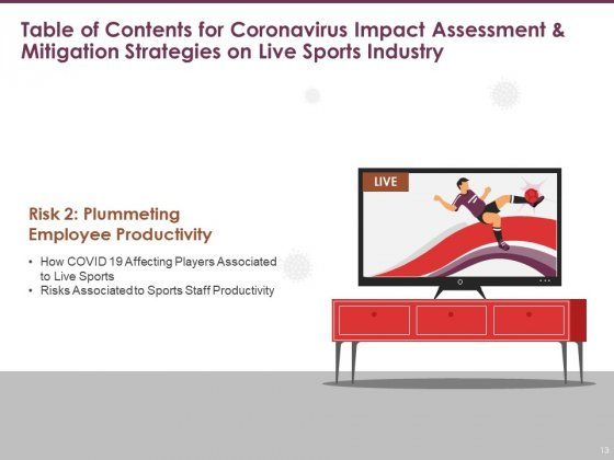 COVID_19_Effect_And_Risk_Management_Strategies_For_Sports_Ppt_PowerPoint_Presentation_Complete_Deck_With_Slides_Slide_13