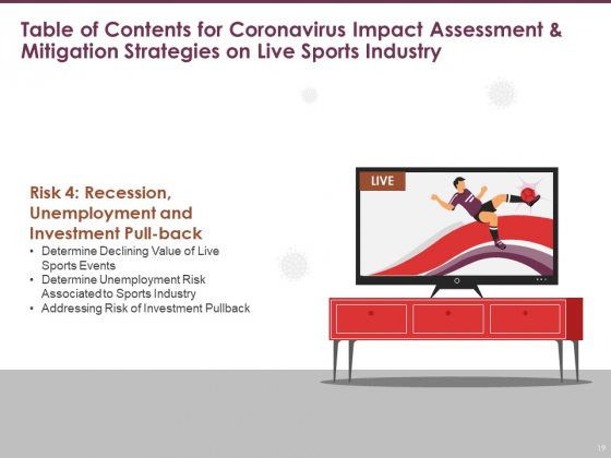 COVID_19_Effect_And_Risk_Management_Strategies_For_Sports_Ppt_PowerPoint_Presentation_Complete_Deck_With_Slides_Slide_19