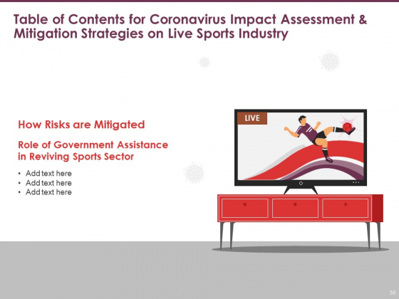 COVID_19_Effect_And_Risk_Management_Strategies_For_Sports_Ppt_PowerPoint_Presentation_Complete_Deck_With_Slides_Slide_55