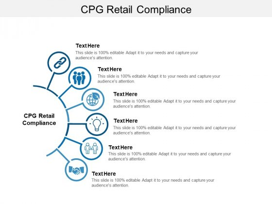 CPG Retail Compliance Ppt PowerPoint Presentation Outline Graphics Download Cpb