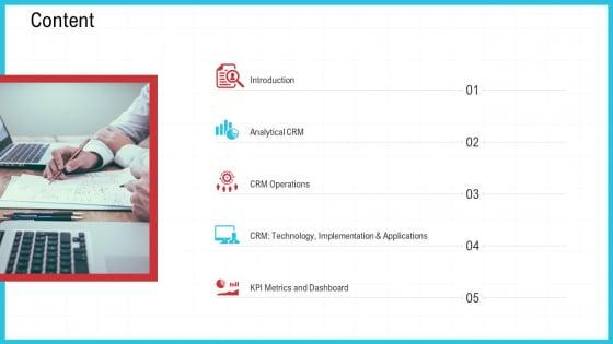 CRM Content Ppt Model Templates PDF